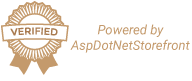 Powered by AspDotNetStorefront